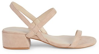 Kenneth Cole New York Marcel Suede Slingback Sandals