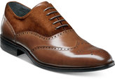 Stacy Adams Men's Stanbury Wing-Tip Oxfords