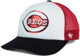 '47 Women's Cincinnati Reds Glimmer Captain Snapback Cap