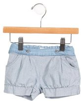 Chloé Girls' Striped Shorts