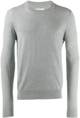 Maison Margiela Decortique elbow sweater