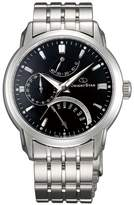 Orient DE00002B Men's Retrograde Automatic Dial Stainless Steel Power Reserve Watch