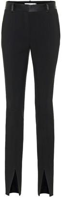 Victoria Beckham High-rise slim pants