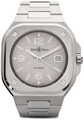 Bell & Ross BR 05 Grey Steel 40mm