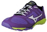 Mizuno Wave Evo-Ferus Women US 7 Purple Running Shoe UK 4.5 EU 37