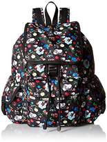 Le Sport Sac Voyager Back pack, School's Out, One Size