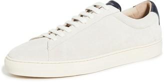 Zespà ZSP4 High Apla Suede Sneakers