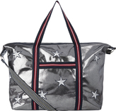 Accessorize Sporty Stars Metallic Weekender Bag