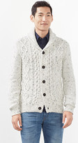 Esprit OUTLET chunky wool blend cardigan