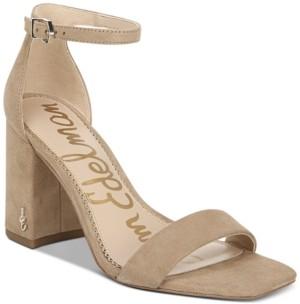 Sam Edelman Daniella Dress Sandals Women's Shoes