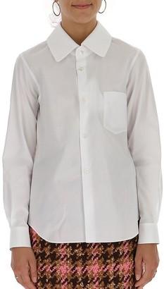 Comme des Garcons Large Collar Shirt