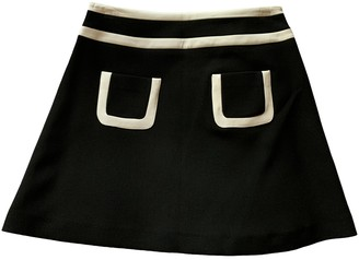 Tara Jarmon Navy Skirt for Women