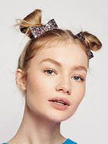 Free People Ariana Bow Barrettes