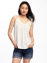 Old Navy Relaxed Suspended-Neck Top for Women
