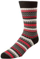 Cole Haan Multi-striped Crew Socks