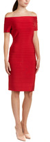 Herve Leger Sheath Dress
