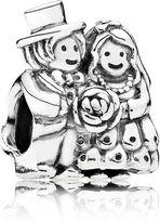 Pandora Bride & Groom Charm - Sterling Silver