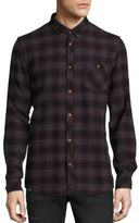 Wesc Oliver Plaid Shirt