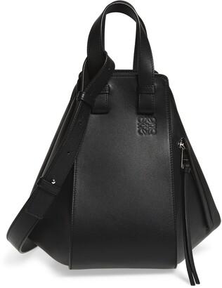 Loewe Hammock Small Leather Hobo