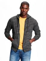 Old Navy Full-Zip Space-Dye Hoodie for Mens