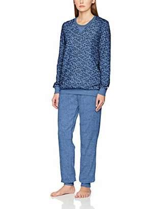 Seidensticker Women's Frottee Anzug Lang Pyjama Sets,UK