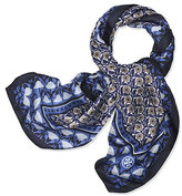 Tory Burch Vayres Square Scarf