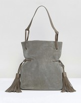 AllSaints Freedom Bucket Bag