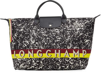 Longchamp x Jeremy Scott Appaloosa Travel Bag