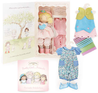 Bunnies by the Bay Elsie Girl Friend Doll and Book Gift Set