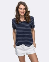 Roxy Womens Free As The Ocean T Shirt