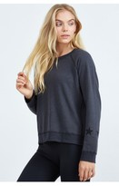 Monrow Vintage Sweatshirt W/ Stars