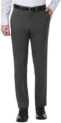 "Kenneth Cole Reaction Glen Plaid Slim Fit Suit Separates Trousers - 29-32"" Inseam"