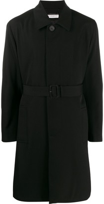 Givenchy Belted Wool Trench Coat