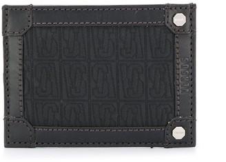 Versus logo patch wallet