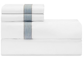 Home Treasures Austin Flat Sheet, Queen