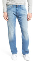 Mavi Jeans 'Zach' Straight Leg Jeans (Light Beltown)