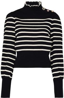 Marc Jacobs x Armor-Lux breton-stripe jumper