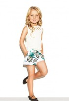 Milly Minis Scallop Tank