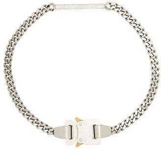 Alyx Buckled Chain-Link Necklace