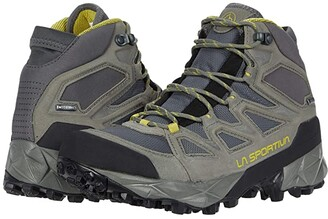 La Sportiva Saber GTX (Clay/Celery) Women's Shoes