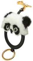 Miu Miu Panda Key Ring with Mirror