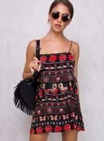 Motel Gypsy Lura Slip Dress