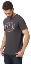 O'neill Grey Logo Print T-shirt