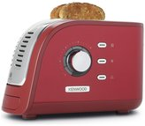 Kenwood Turbo 2 Slice Toaster - Red