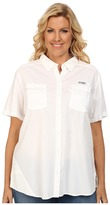 Columbia Plus Size BoneheadTM II S/S Shirt