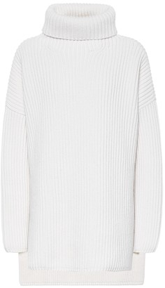 Joseph Ribbed wool turtleneck sweater