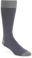 John W. Nordstrom 'Chevron' Socks (3 for $48)