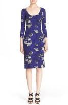 Prabal Gurung Women's Floral Print Sheath Dress