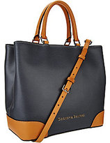 Dooney & Bourke As Is Embossed Pebble Leather Shopper