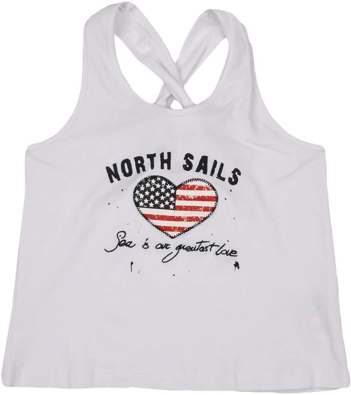 North Sails T-shirts - Item 37822736